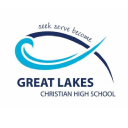 Great Lakes Christian High School logo