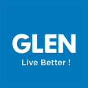 Glen India logo icon