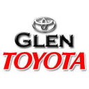 Glen Toyota logo icon