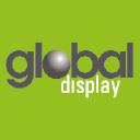 Global Display logo icon