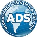 global-free-classified-ads.com logo icon