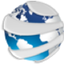 Global B2 B Contacts logo icon