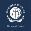 Global Compact France logo icon