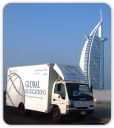 Global Relocations logo icon