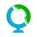 Globfone logo icon