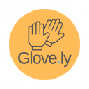 Glove logo icon