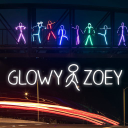 Glowy Zoey logo icon