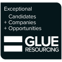 Glue Resourcing | logo icon