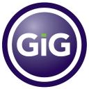 Gluten logo icon