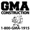 Gma Construction logo icon