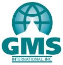 Gms International logo icon
