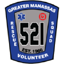 Greater Manassas Volunteer Rescue Squad logo