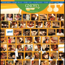 Greater New Orleans Youth Orchestras logo
