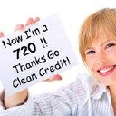 Go Clean Credit logo icon