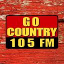Go Country 105 logo icon