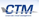 Corporate Travel Management logo icon