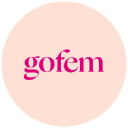 Gofeminin logo icon