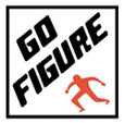 Go Figure Action Figures logo icon