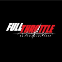 Full Throttle Indoor Karting logo icon