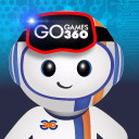 Go Games360 logo icon