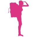 Go! Girl Guides logo icon