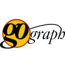 Go Graph logo icon