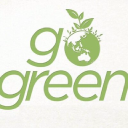 Go Green Expo logo icon
