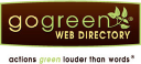 Go Green Web Directory logo icon