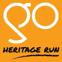 Go Heritage Run logo icon