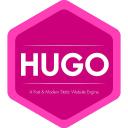 Hugo logo icon