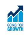 Going For Growth logo icon