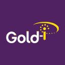 Gold logo icon