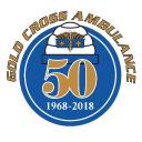 Gold Cross logo icon