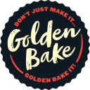 Golden Bake logo icon