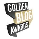Golden Blog Awards 2015 logo icon