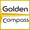 Golden Compass logo icon