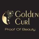 Golden Curl logo icon