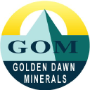 Golden Dawn Minerals logo icon