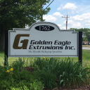 Golden Eagle Extrusions logo icon