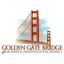 Golden Gate Bridge logo icon