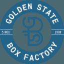 Golden State Box Factory logo icon