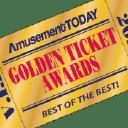 The Golden Ticket Awards logo icon