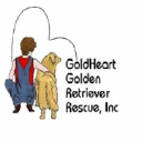 Goldheart Golden Retriever Rescue logo icon