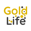 Gold Life logo icon