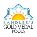 Gold Medal Pools Logo