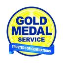 Gold Medal Service logo icon