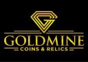 Goldmine Coins & Relics logo