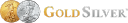 Gold Silver logo icon