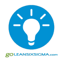 Go Lean Six Sigma logo icon