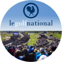 Golf National logo icon